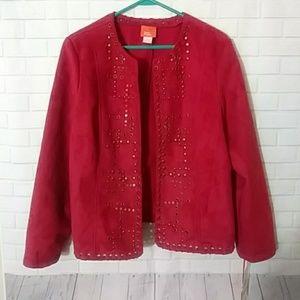 Hearts of palm women's cardigan jacket 14